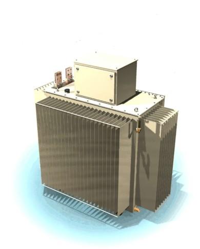 Ölgekühlter Gleichrichter in traditioneller Bauweise - © Munk