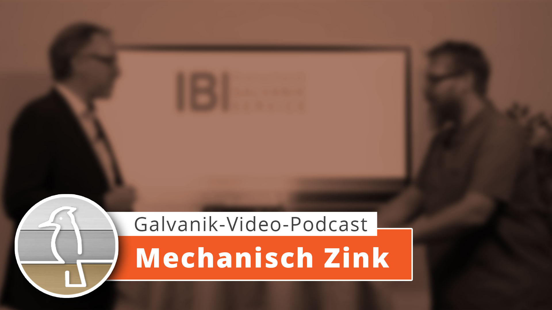 Video-Podcast Galvanotechnik: Mechanisch Zink