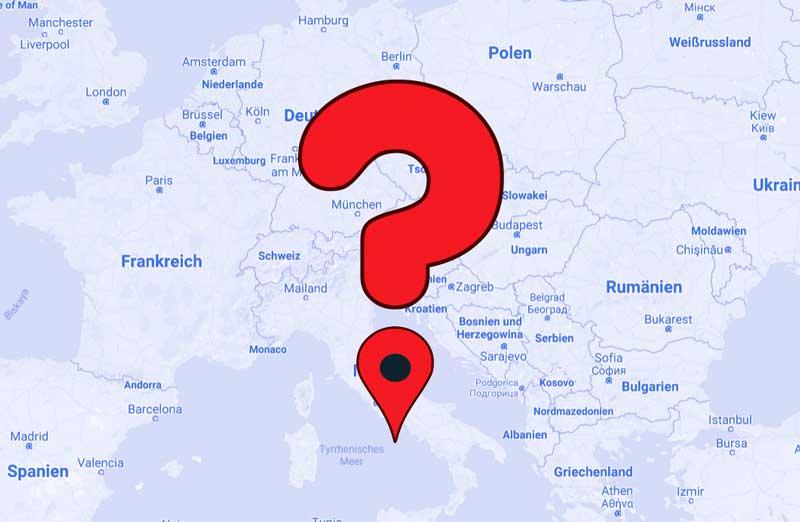 Durchlaufgalvaniken in Europa