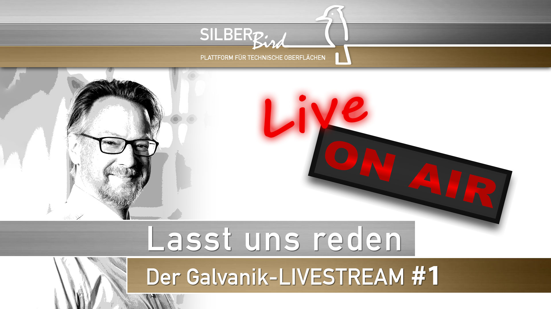 Video-Livestream Galvanotechnik